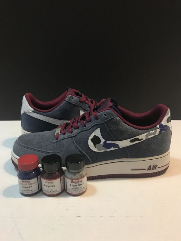 Custom Nike Air Force One Rare Men's Size 11 With Paint