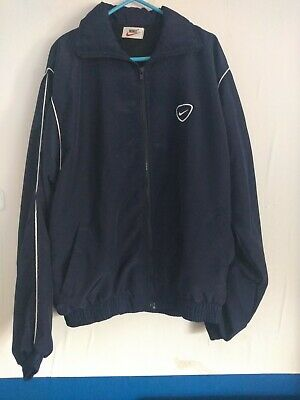 Nike Soccer Navy Jacket, Medium