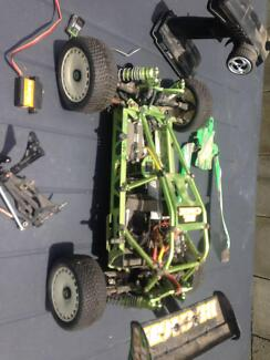 GV BL Cage RC CAR 4S compatible plus lots of spares
