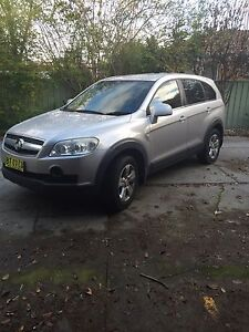 Sell or swap Holden Captiva sx East Albury Albury Area Preview