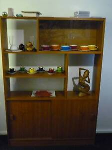 Walnut Wall Unit Pascoe Vale Moreland Area Preview