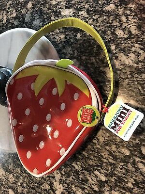 Harajuku Mini Strawberry Girls (for Target) Bag New With Tags
