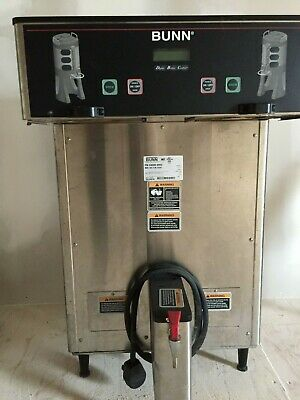 Bunn 34600.0002 Dual Tf Dbc Thermo Fresh Coffee Brewer Maker