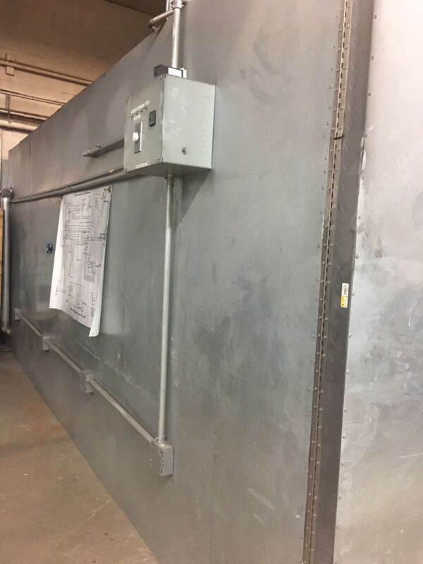 Powder Coating  Oven 10