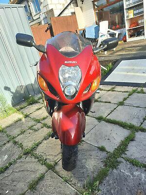 Suzuki HayaBusa| 2000 | GEN 1| 1300CC| 220MPH+ V. Rare SuperBike | 4 Repair(S)