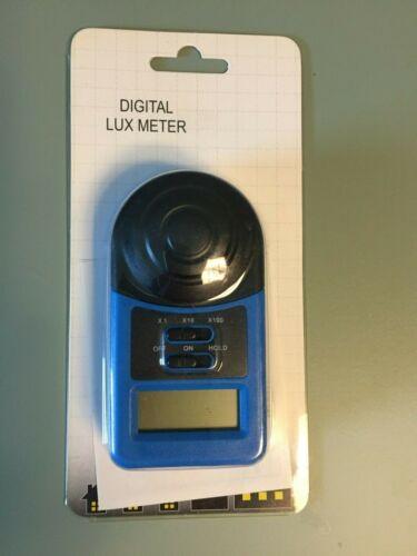 TENMA Digital Lux Meter, Light Meter