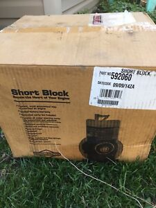 Short Block - Briggs and Stratton
