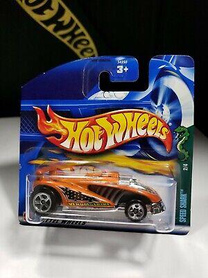 2002 HOT WHEELS SHORT CARD SPEED SHARK - A26