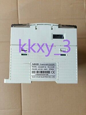 1 Pcs Xinje Xd3-60rt-e Programmable Controller Tested