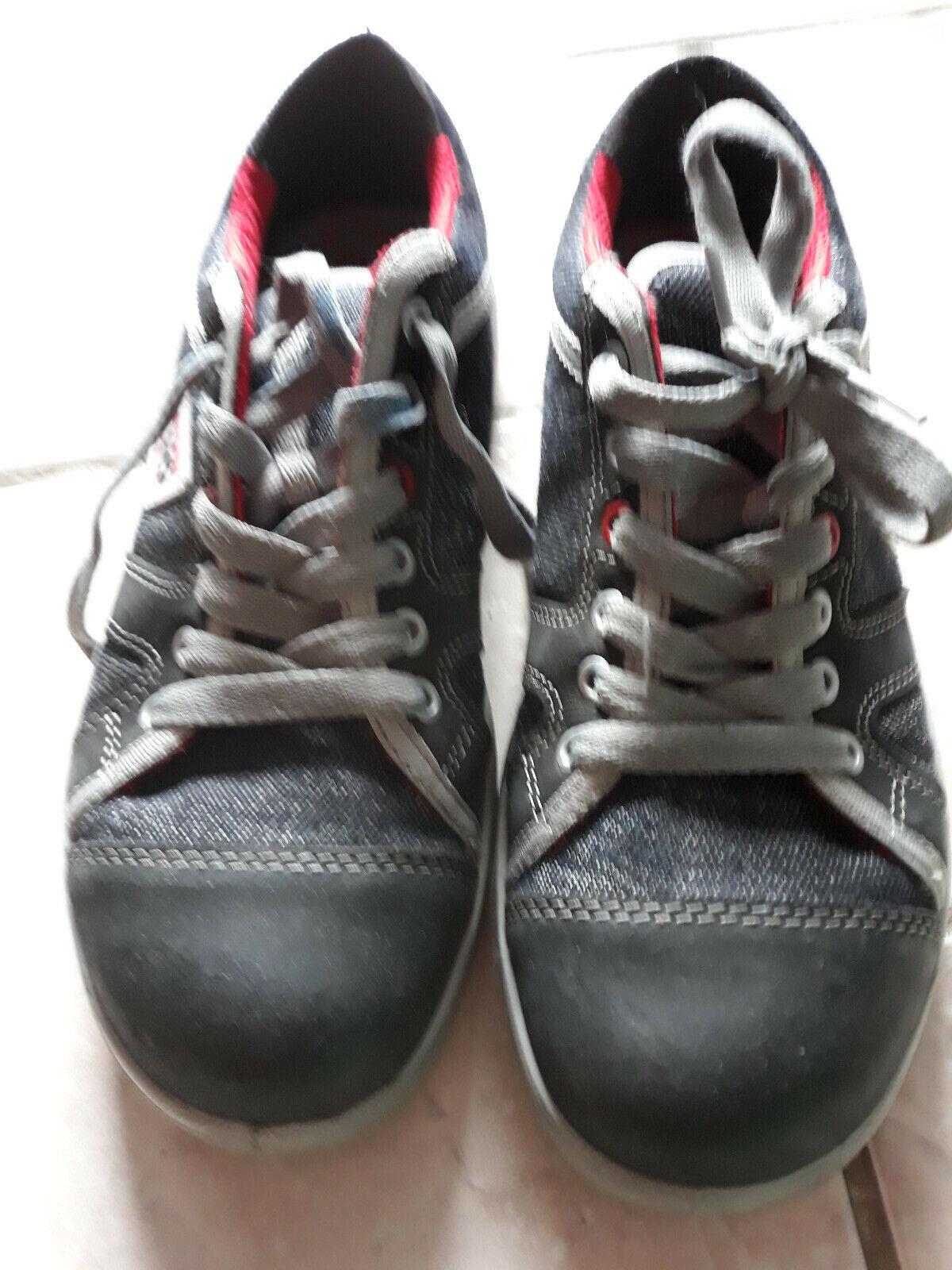 Arbeitssicherheits Schuhe  Gr. 39 schwarz Elten