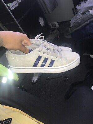 Adidas Nizza Trainers Size 8 Mens %Authentic ®️