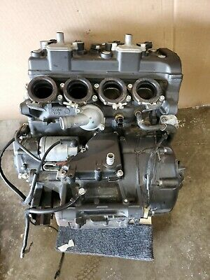 2012 08-16 Yamaha YZF R6 Complete Engine Motor Kit 9K miles UNTESTED