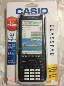 Cassio Classpad II fx-CP400