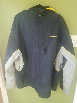 BILLABONG SNOWBOARD/SKI JACKET NYLON XL 0073 BETTER