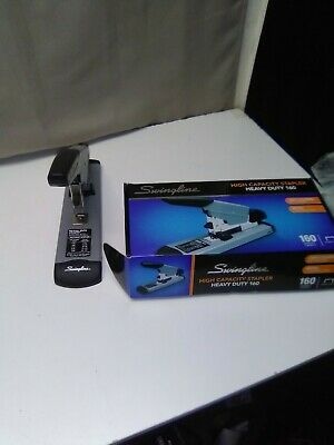 Swingline High Capacity Stapler Heavy Duty 160