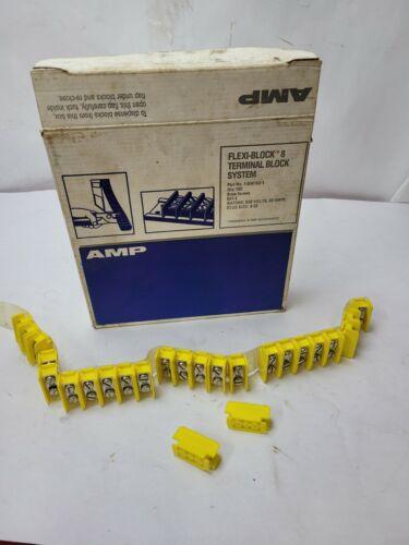 Amp 1-604152-1 Flexi-Block Terminal Blocks