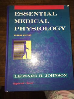 Medical Textbook - Essential Medical Physiology