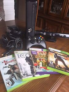 Xbox 360 console gaming set