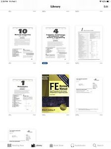 Fe Exam | Great Deals on Books, Used Textbooks, Comics and
