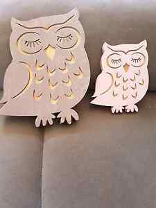 Owl decorations Sorell Sorell Area Preview