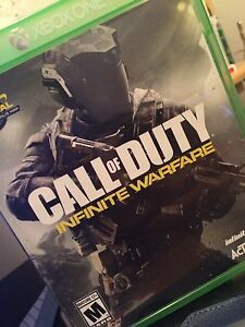 Infinite warfare for sale!