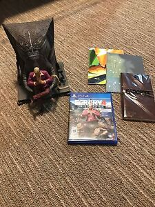 Far cry 4 PS4 *collectors edition*