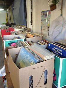 Records LPs Singles 78s Hundreds assorted. Bundamba Ipswich City Preview