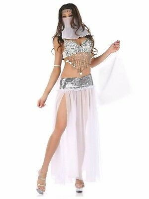 Belly Dancer Costume for Women - Adult Belly Dancer Costume