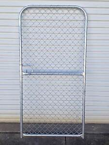 Pedstrian Chain Mesh Gate - 1800mm x 900mm Ideal for Chicken Coop Caloundra West Caloundra Area Preview