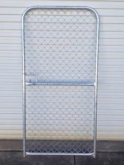 Pedstrian Mesh Gate - 1800mm x 900mm Ideal for Chicken Coop doors Caloundra West Caloundra Area Preview