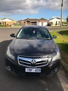 2009 Holden Cruze CDX Sedan East Geelong Geelong City Preview