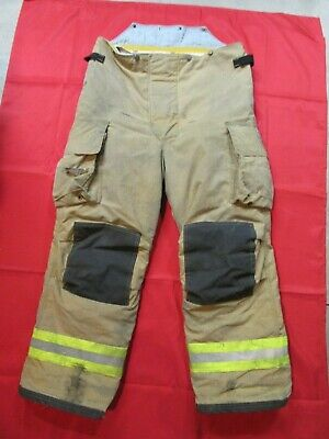 Mfg. 2010 40 X 30 Fire Dex Firefighter Turnout Bunker Pants Gear Rescue Safety