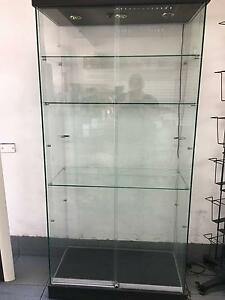 Glass display cabinet Toorak Stonnington Area Preview