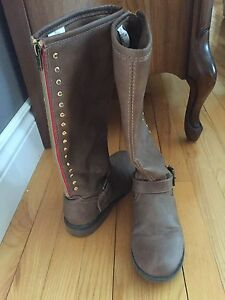 Justice boots -- size 5