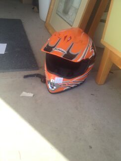 Junior Teen Motor Helmet