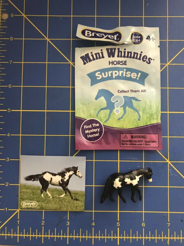 2020 Breyer Mini Whinnies Surprise Horse | Series 4 | Salem