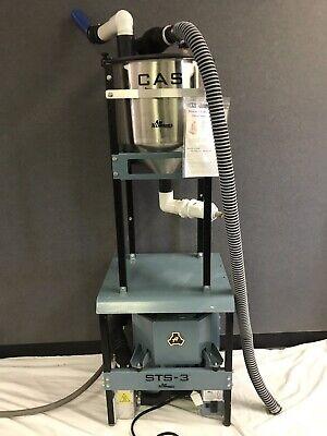 Air Techniques Sts-3 Dry Dental Vacuum Model 54090 4 Gallon