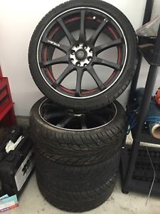 Tires and Rims for Honda Civic