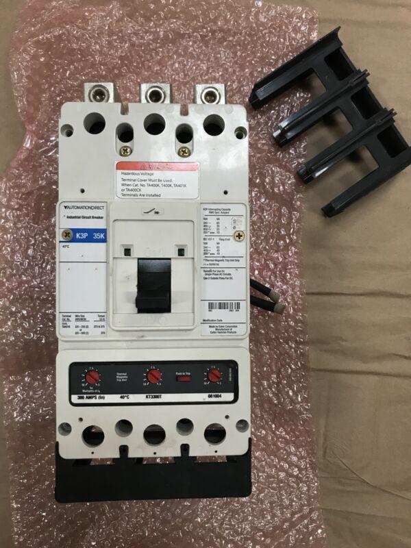 Industrial Circuit Breaker K3P KT3300T