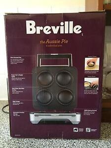 Breville Aussie Pie Maker - Brand New Bondi Beach Eastern Suburbs Preview