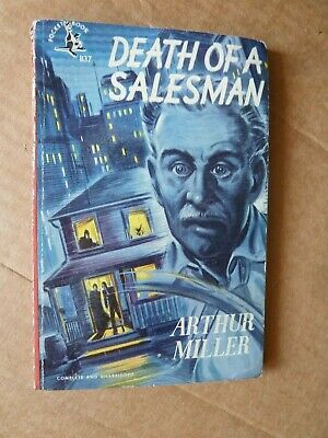 Death of a Salesman by Arthur Miller - Pocket Book Edition