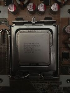 Intel quad core computer