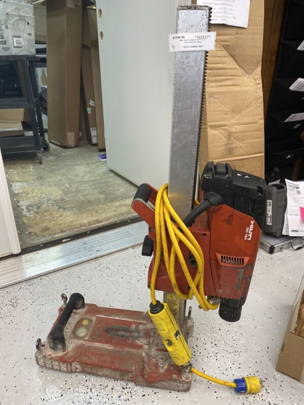 Hilti Dd160 With Stand *163317
