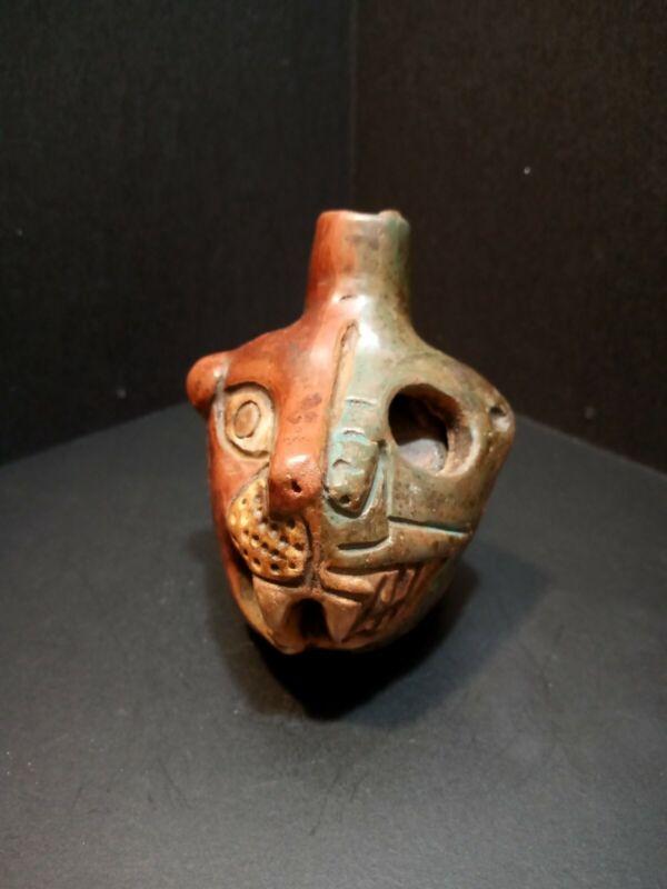 Jaguar roar, jaguar whistle, Real, Maya, Aztec, Replica, Hand crafted, Gift.