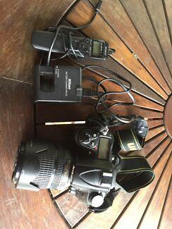 Nikon d7000 18-105 mm Nikon lens vanguard flight case waterproof Brisbane City Brisbane North West Preview