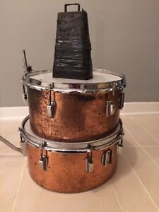 Timbales Ludwig 60's