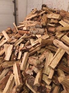 4 XXL Bags Birch Firewood+Kindle+Free Delivery $140