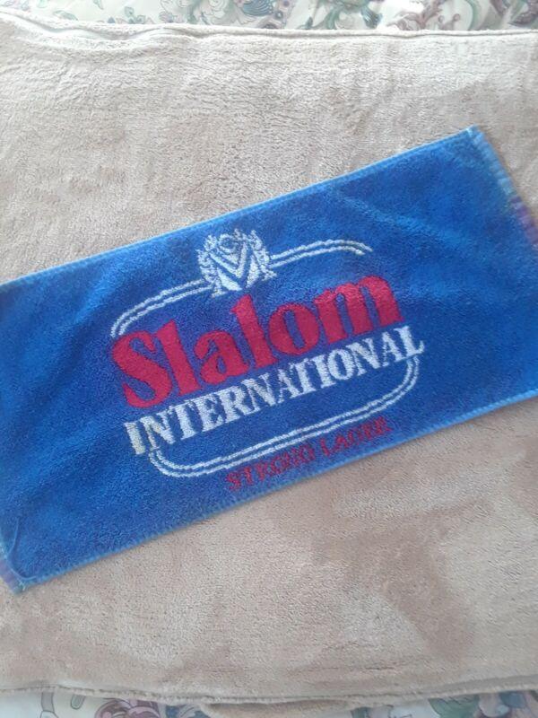 Slalom International Strong Lager Towel