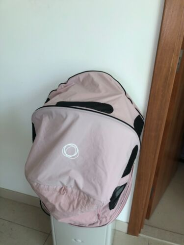 bugaboo Buffalo pink breeze breathable canopy // usable to donkey
