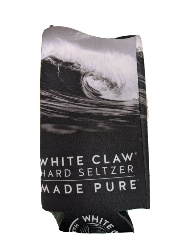 White Claw Koozie OFFICIAL